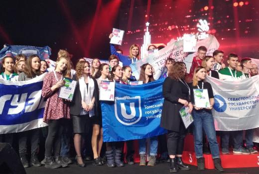 Шесть победителей: студенты ТГУ привезли награды с WorldSkills Russia