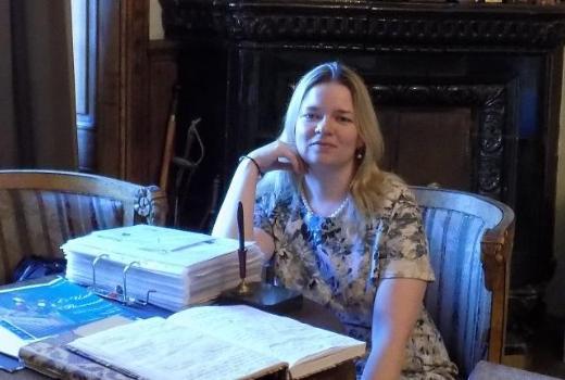 Доцент ФилФ стала первым преподавателем РКИ из Сибири в вузе Словакии
