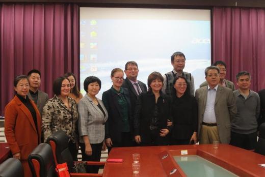 Доцент ИЭМ рассказала в Пекине о роли Томска на Великом чайном пути