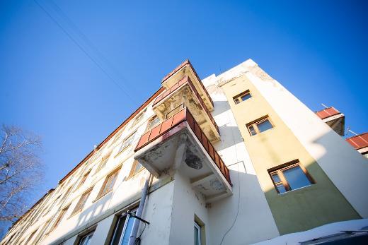 В общежитии на Никитина начался капитальный ремонт