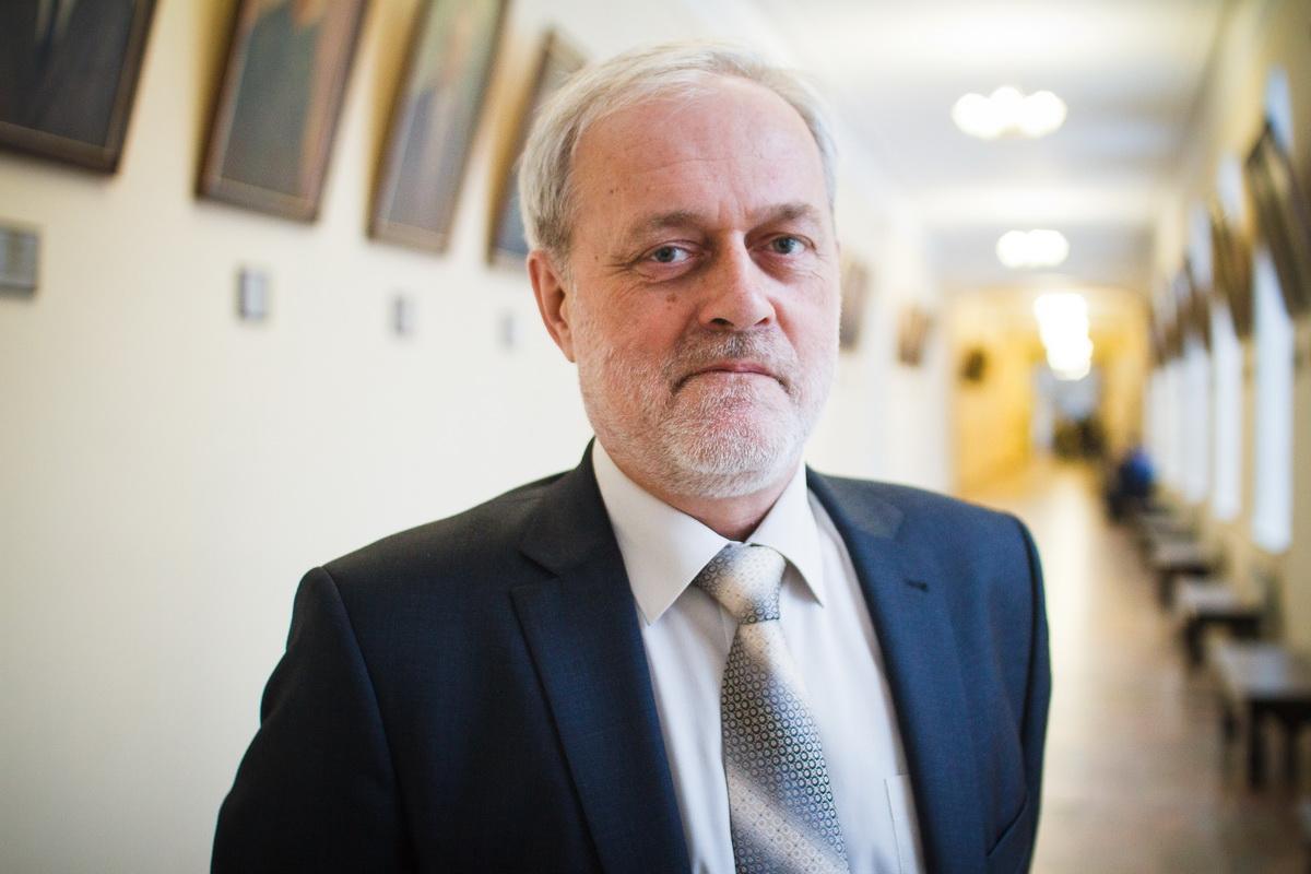 Виктор Дёмин назначен врио ректора Политехнического университета