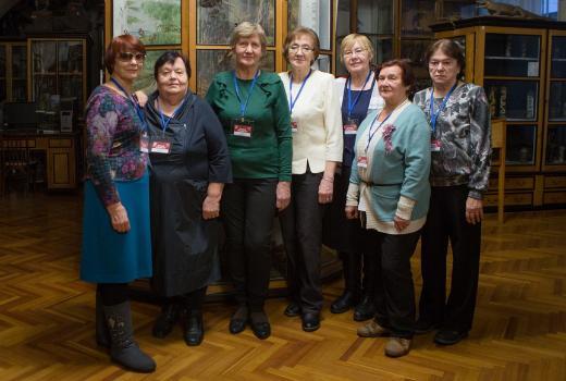 ТГУ создал первую в Томске организацию «серебряных» волонтеров