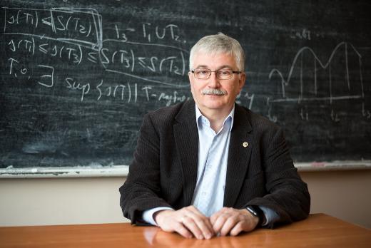 Руководитель матцентра Андрей Веснин: «Готовы помочь всеми ресурсами»