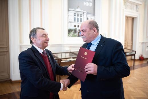 Сотрудникам ТГУ вручили медали и грамоты в честь Дня науки