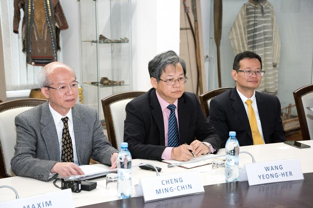 Тайвань предложил ученым ТГУ совместную исследовательскую работу