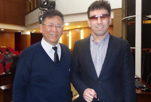 Встречи АТЭС помогут Китаю применить опыт ТГУ в обучении людей с ОВЗ