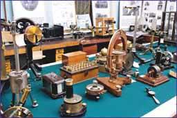 Музеи связанные с физикой