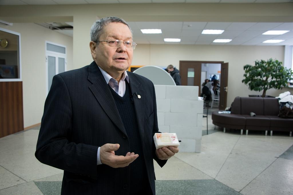 профессор Владимир Якубов