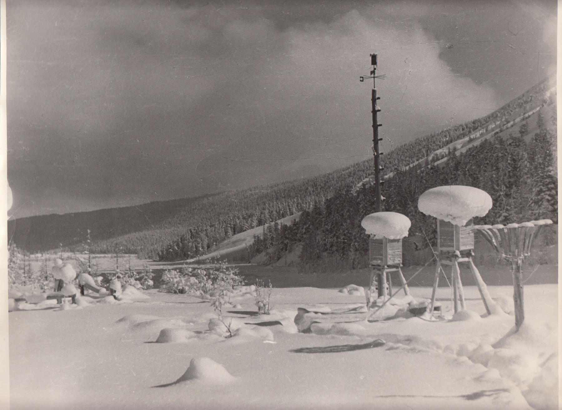 1957г.Фото М.В.Тронова