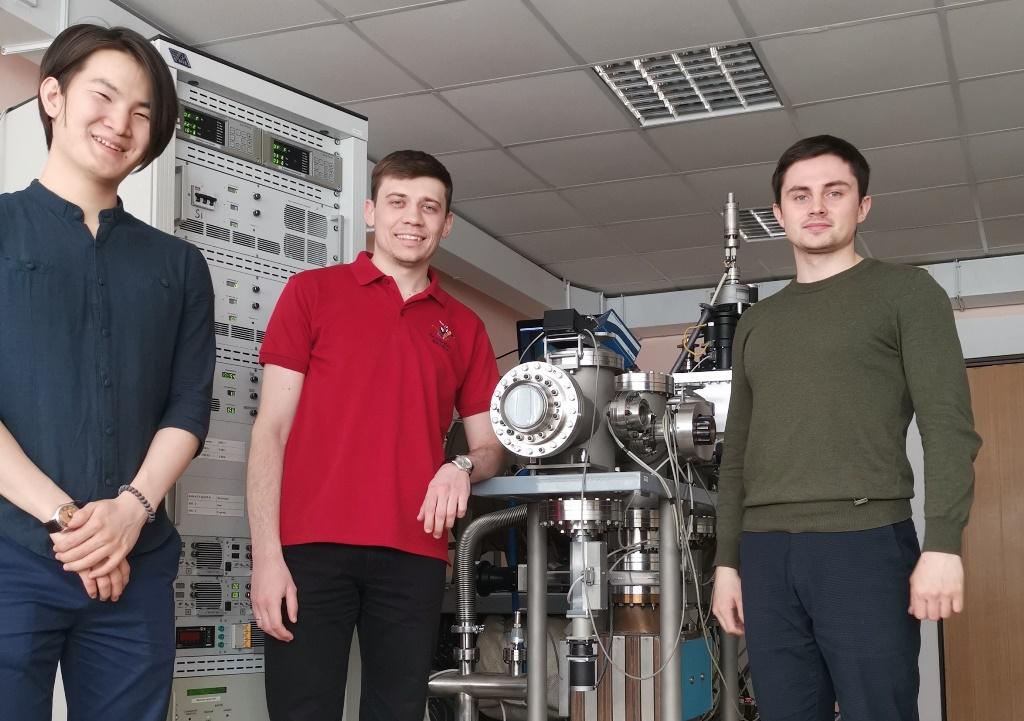 Команда молодых радиофизиков