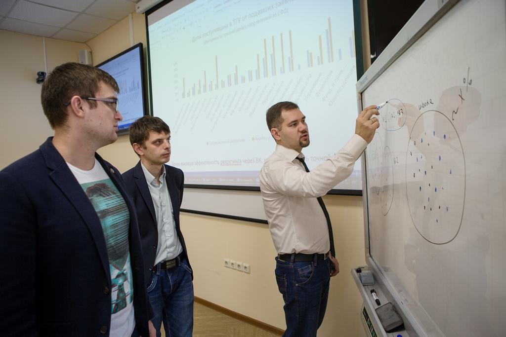 Команда ученых ТГУ