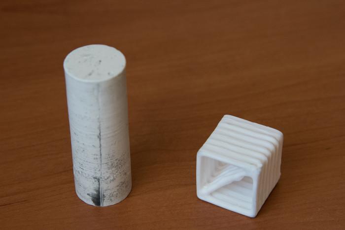 распечатанная керамика