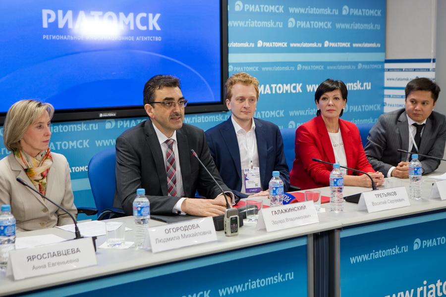 Участники пресс-конференции в РИА Томск.JPG