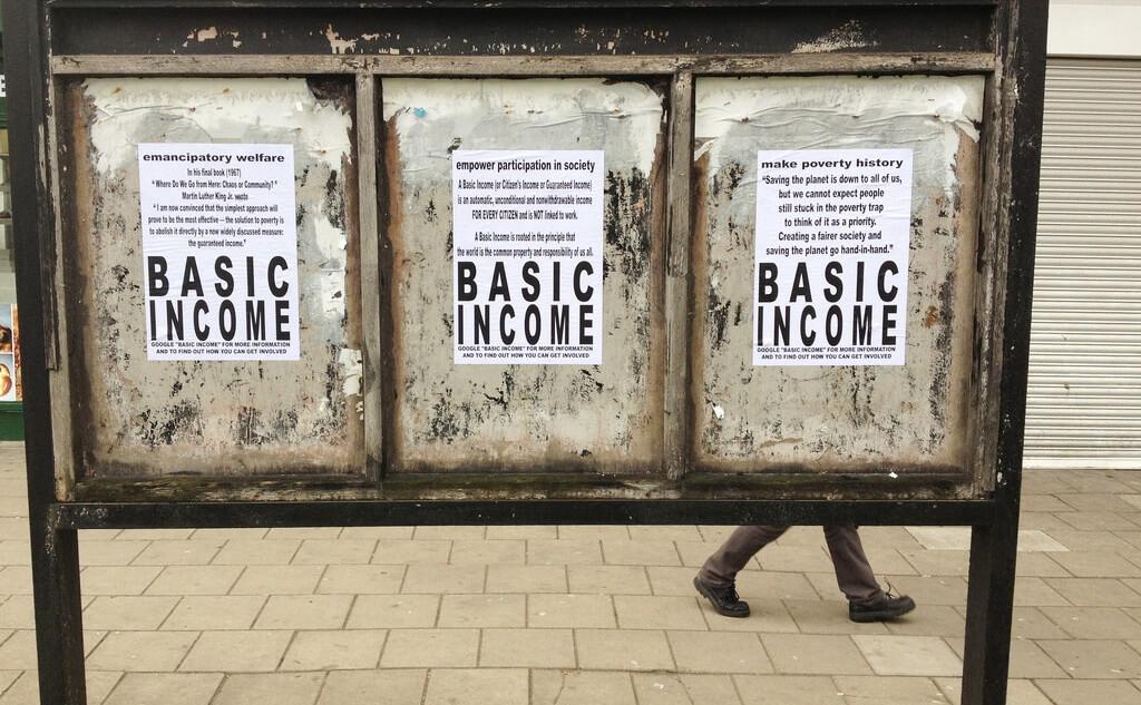 Референдум о базовом доходе