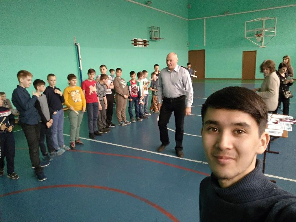 Куат Исмаилов на соревнованиях